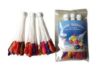 hot sale colorful magic water balloons