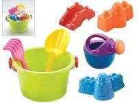 7PCS plastic beach toys play sand
