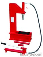 10T C type shop press
