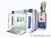 Sell paint booth
