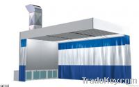 RS-10 spray booth