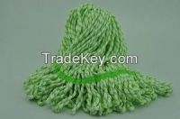 Twisting Custom Refill Yarn Floor Cleaning Mop Head
