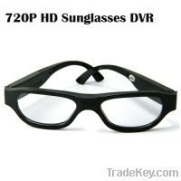 Sell Fashion 4G HD 720P Eyewear Spy Sunglasses Camera with 5 Mega Pixe