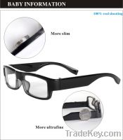 Sell high quality 8GB 720P HD spy glasses camera built in lens