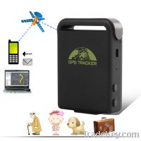 Sell  Mini Global GPS Tracker TK102 GPS