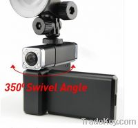 Sell Car BLACK BOX car DVR X8000 recorder Q8  New Full HD Dual Cam