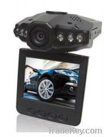Sell H198 car dvr car camera car black box with night vision