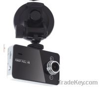 Sell k6000 Car dvr  recorder with HD 1920x1080P 2.7 inch TFT screen