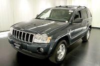 2007 Jeep Grand Cherokee Limited 4WD Lthr MR Sport Utility