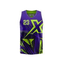 Reversible Basketball wear.