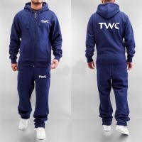 fleece track suit