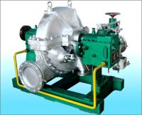 Wholesale Curtis-Stage Back Pressure Driving Type Steam Turbine