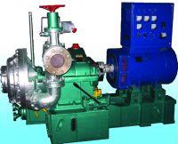 Wholesale Curtis-Stage Back Pressure Steam Turbine Generator Set