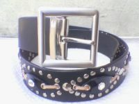 Sell - Want to sell Leather Belts,Ladies Belts,RhineStone Crystal Belt