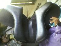 Sell : Dressage Treeless Saddles with adjusting system
