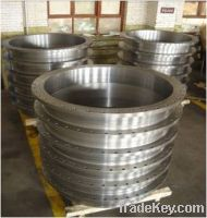 Sell high quality ring forging (forged ring, ring rolling forging)