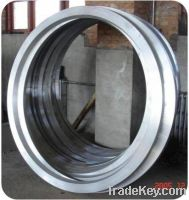 Sell Agitating Lorry Roller forging  for  LIEBHERR