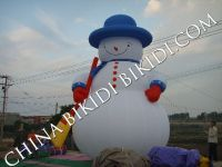 Sell Inflatable Snowman