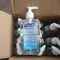 Purell Hand Sanitizer with Pump