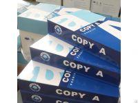A4 Copy Paper Double A Paper 80GSM 75GSM 70GSM