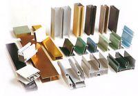 Sell aluminium extruded profiles