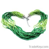 Sell Wholesale Glasses beads necklaces, UK style necklaces, USA Necklaces,