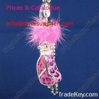 Sell personalised bag keychain, love keychain, best friend keyring, keychai