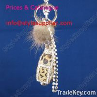 Sell keychain  wholesale, keychain, pauls boutique bag keychain, beaded