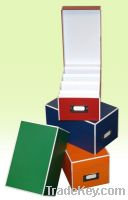 Sell Picture- and CD box in different colors