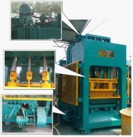Sell Brick Making Machine 0086-13733828553