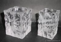 Sell cube glass