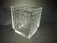 Sell glass candle jar