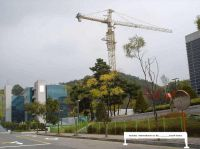 Sell used tower crane