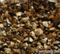 Sell expanded/crud vermiculite