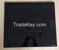 Sell glass ceramic for vitroceramic hob and induction cooker