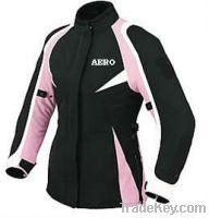 Women Motorcycle Jacket Waterproof CE Protection