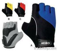 Bike half finger Gloves