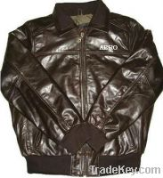 Sell Men Leather Jacket