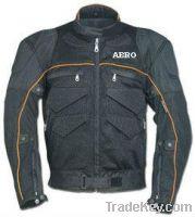 Motorcycle Air Mesh Jacket Waterproof CE Protection