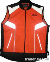 New Motorcycle Hi Viz Safety Vests