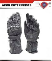Latest Pro Motorcycle Leather Gloves