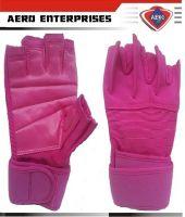 High Quality Women Weightlifting Gym Training Gloves