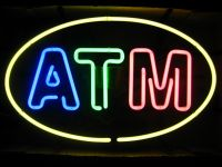 Sell ATM Neon sign