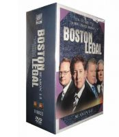 Boston Legal Seasons 1-5 DVD Box Set - FREE shipping