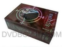 Spooks MI-5 Seasons 1-8 DVD Box Set - FREE shipping