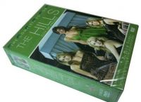 The Hills complete seasons 1-5 DVD Boxset - FREE shipping.
