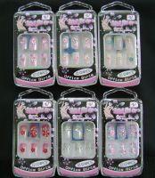 Sell Acrylic Nails 3d art nails nail art tips