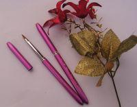 Sell nail art brush acrylic brush kolinsky nail brush nail brush