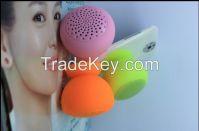 Mini, Portable, Wireless Special Feature and Active Type legoo mushroom waterproof bluetooth speaker