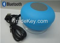 2014 New bluetooth Shower Waterproof Bluetooth Speaker, mini Wireless Waterproof Speaker